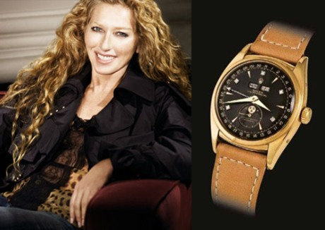 Kelly Hoppen was mugged in Notting Hill for her Rolex