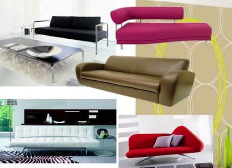 Retro Sofabeds