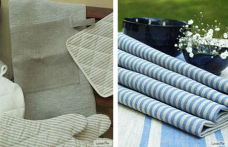 Linen-apron-and-napkins-from-Linenme