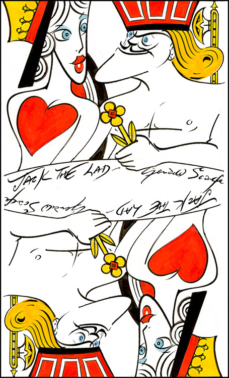 shelter-exhibition-credit-Gerald-Scarfe-Jack-of-Hearts