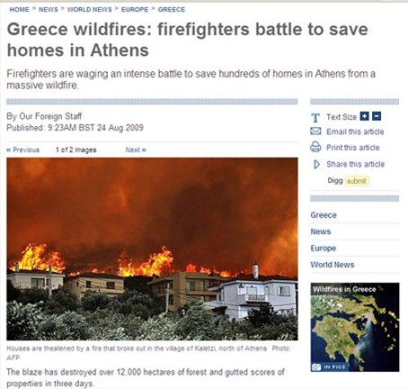 Todays-news-Athens-wildfires-credit-The-Telegraph