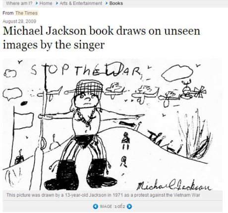 todays-news-michael-jackson-drawing-credit-The-Times