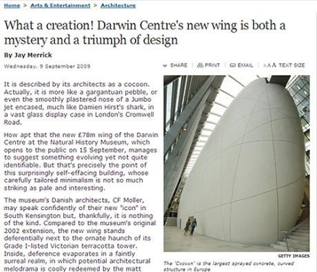 todays-news-Darwin-centre-design-credit-The-Independent