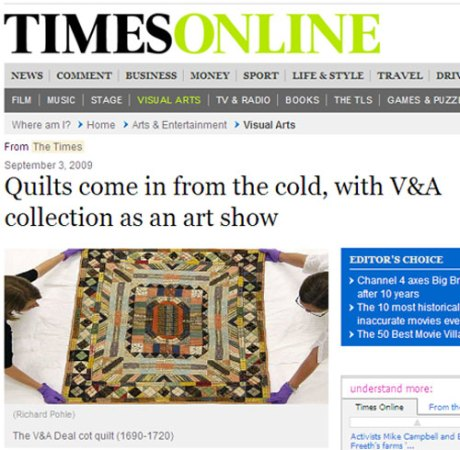 Todays-news-V-and-A-quilts-credit-The-Times