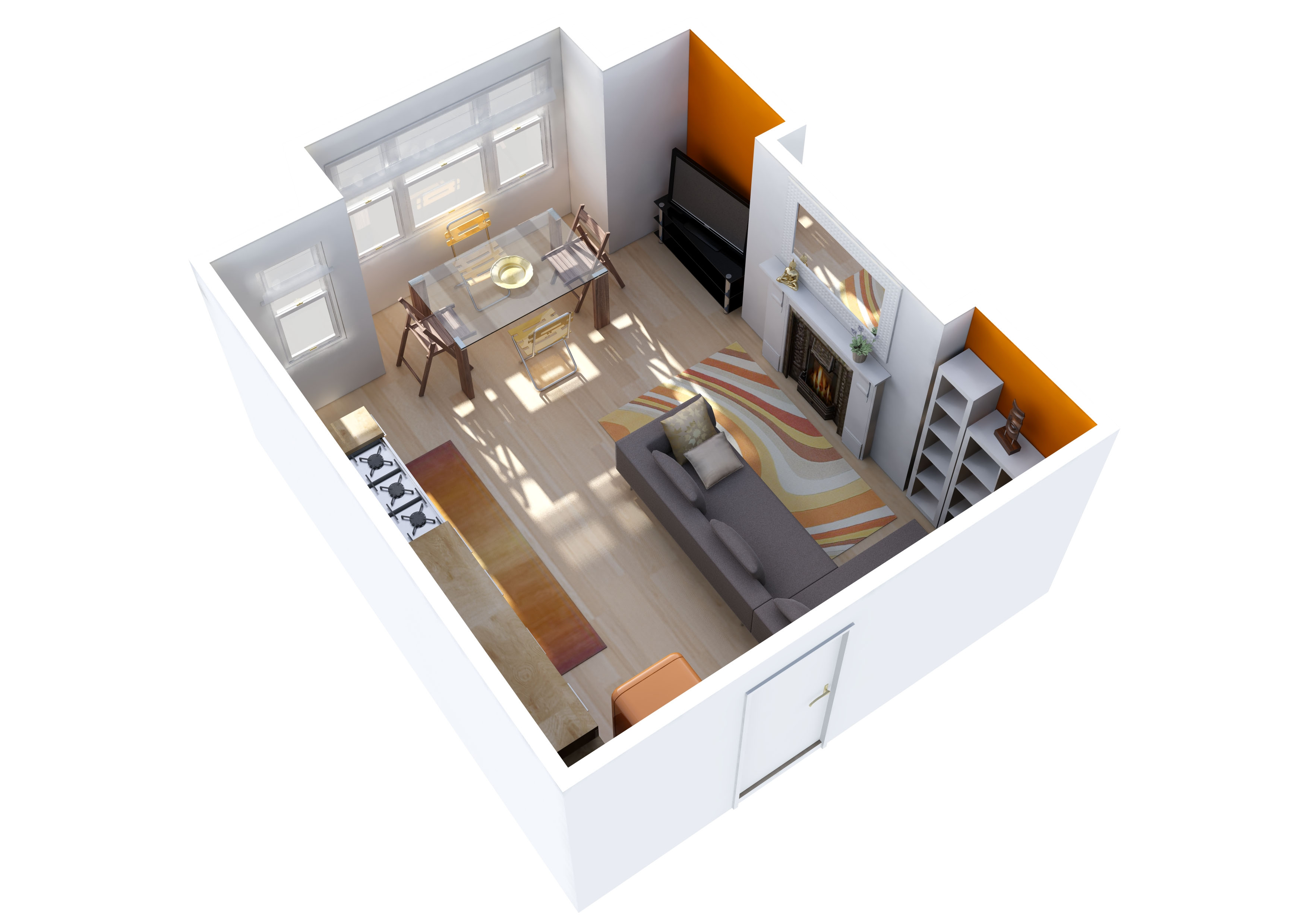 Apartment Room Planner my deco 3d room planner - interior design