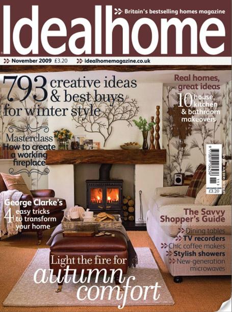 Ideal Home Nov 2009