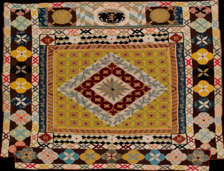 V&A quilt